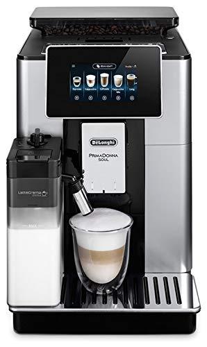 De'Longhi ECAM610.55SB Kaffeevollautomat, Metall