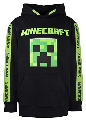 Minecraft Kleidung, Jungen Minecraft Hoodie, 100% Baumwolle,...
