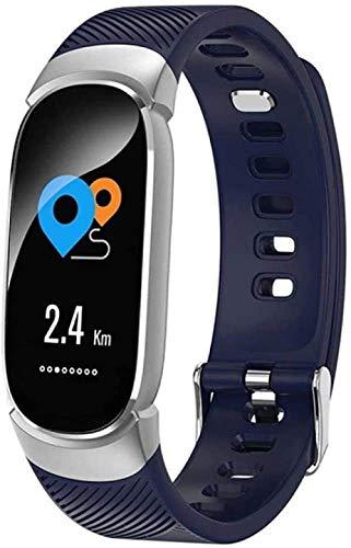 Smartwatch 0 96 Zoll Männer Frauen Armband Uhr Outdoor Sport und...