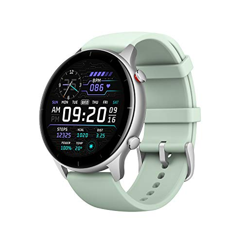 Amazfit GTR 2e Smartwatch GPS Fitness Aktivitätstracker mit...