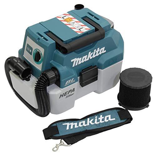 Makita Werkzeug GmbH DVC750LZX3 Staubsauger 18 V (ohne Akku, ohne...