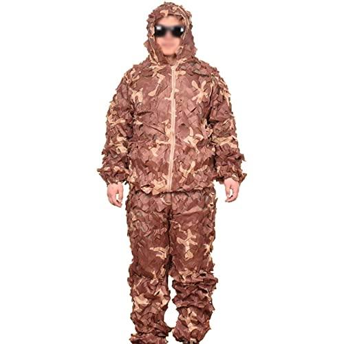 Splenlife Jagdbekleidung Hunting, Stealth Sniper Set...
