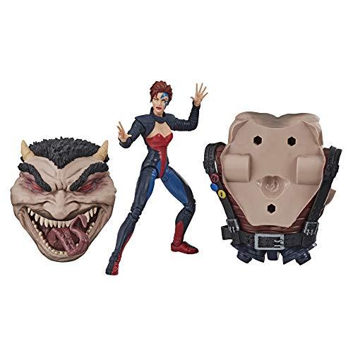 Hasbro Marvel Legends Series 15 cm große Jean Grey Action-Figur...