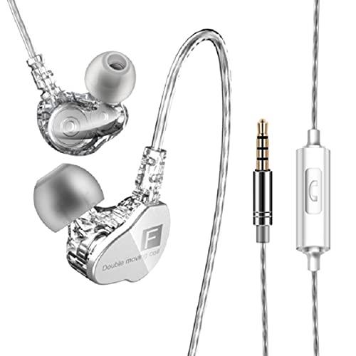 Wanfor 3 5-mm-Telefon-Headset Smart Magic Sound Round Jack Noise...