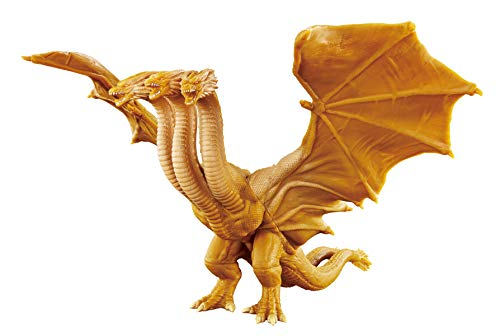 Bandai Godzilla Movie Monster Series King Gidora 2019 Weiche...