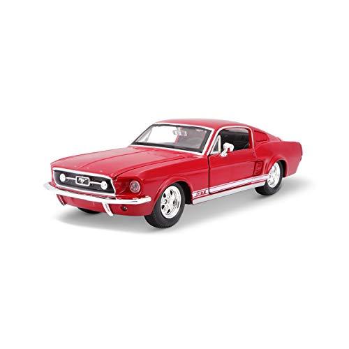 Maisto 531260 Ford Mustang GT ´67 Modellauto im Maßstab 1:24,...