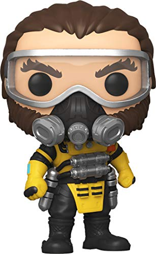 Funko 43287 POP Games: Apex Legends - Caustic Collectible Toy,...