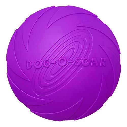Hunde-Frisbee, Premium-Hunde-Fliegenscheibe für kleine,...