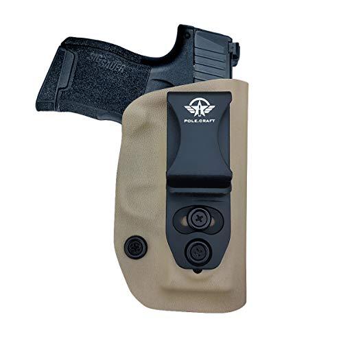 POLE.CRAFT IWB Tactical KYDEX Pistolenholster for Sig Sauer P365...
