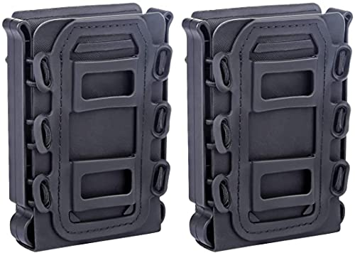 Fast Mag Pouch, 2 Stück Maghalter Fast Mag Pouch Molle...