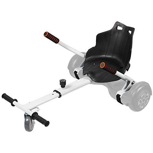 FLYING-ANT Hoverboard Sitz, Hoverkart für Hoberboards Elektro...