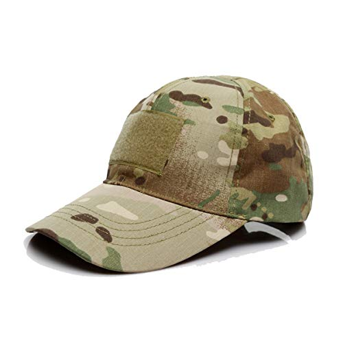 QMFIVE Outdoor Multicolor Sonnenschutz Chapeau Hut für Tactical...