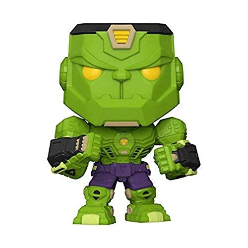 Funko 55237 POP Marvel Mech-Hulk Comics Vinyl