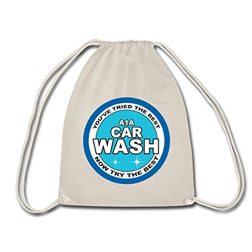 Spreadshirt Breaking Bad Car Wash Waschanlage Logo Turnbeutel,...