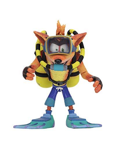 Crash Bandicoot Action Figur 18Cm