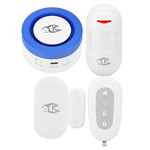 Fensteralarm Tür Fenster Alarm Türalarm Smart WiFi Home...