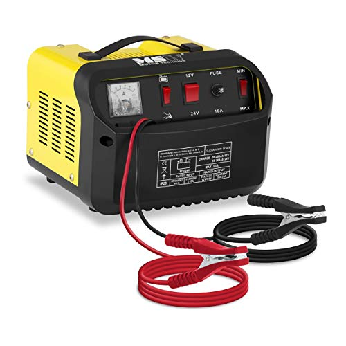 MSW Autobatterie Ladegerät Kfz Batterieladegerät...