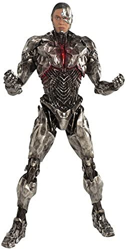 Kotobukiya -Justice League Movie Cyborg Artfx Figur, 19 cm, 96209