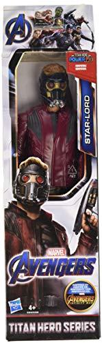 Marvel Avengers Titan Hero Serie Star-Lord 30 cm große...
