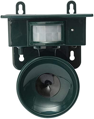 QingH yy Outdoor Solar. Prise Sensor Repeller Animal Repeller...