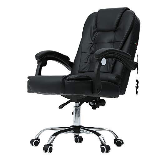 CO-Z Massage Chefsessel Bürosessel Bürostuhl Schreibtischstuhl...