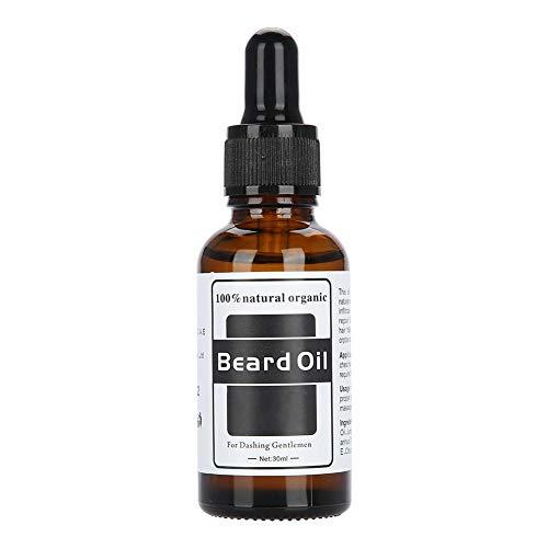 Moustache Enhancer, Bartpflegeserum 30ml 82g Bartwuchsöl, für...