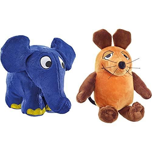 Schmidt Spiele 42189 - Die Sendung mit der Maus, Elefant...