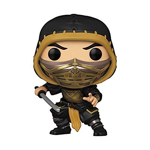 Funko 53851 Mortal Kombat 3 Movies: Slice-POP 2 w/Chase,...