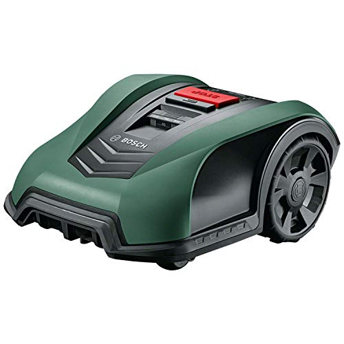 Bosch Roboter Rasenmäher Indego S+ 350 (mit App-Funktion, 19 cm...