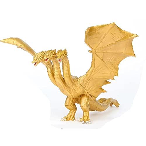 18Cm Anime Figur Godzilla King Ghidorah PVC Modell Sammler...