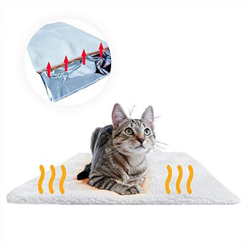 PiuPet® Premium Selbstheizende Decke für Katzen & Hunde,...