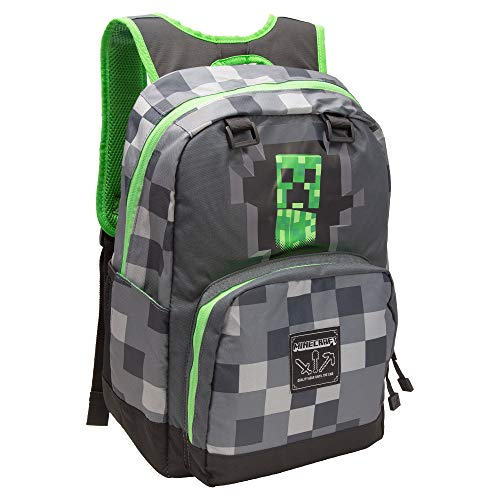 JINX 17 Creepy Creeper Backpack - Dark Grey