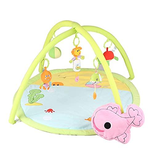 DSFGS Baby-Spielmatte für Kleinkinder, Baby Floor Activity...