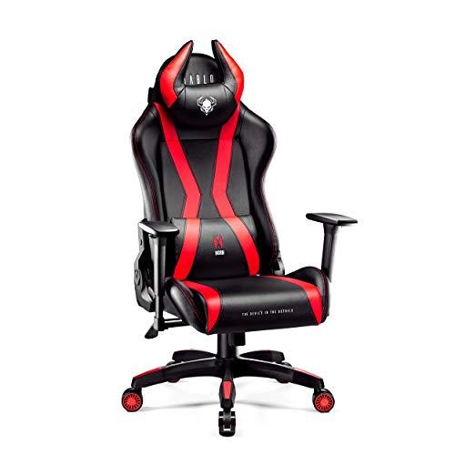 Diablo X-Horn Gaming Stuhl Bürostuhl Schreibtischstuhl 3D...