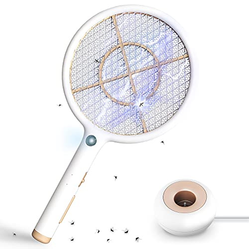 KOXXBASS Elektrische Fliegenklatsche, Insektenvernichter...
