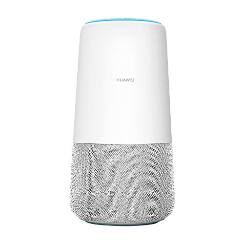 Huawei AI Cube, 3 in 1 - Alexa enabled, Smart Speaker and High...