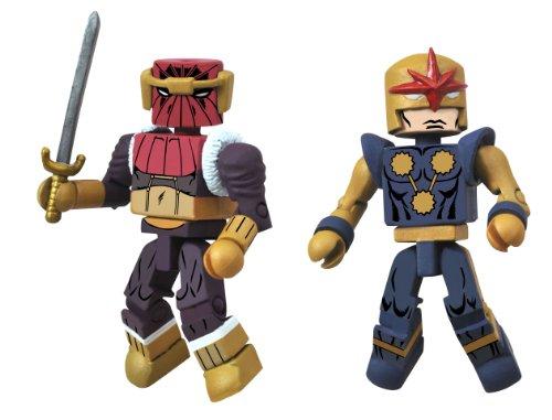 Diamond Select Toys Marvel Minimates Series 50 Fan's Choice...