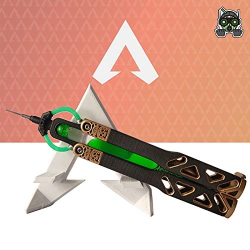 Apex Legends Octane Heirloom Resin Exquisites Messer...