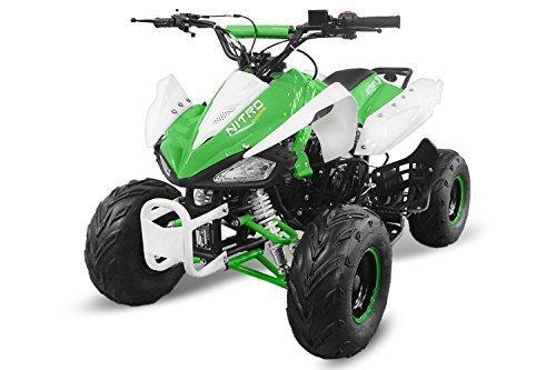 Kinderquad Speedy 125cc RG7 7' Automatik+Rückwärtsgang Quad ATV...