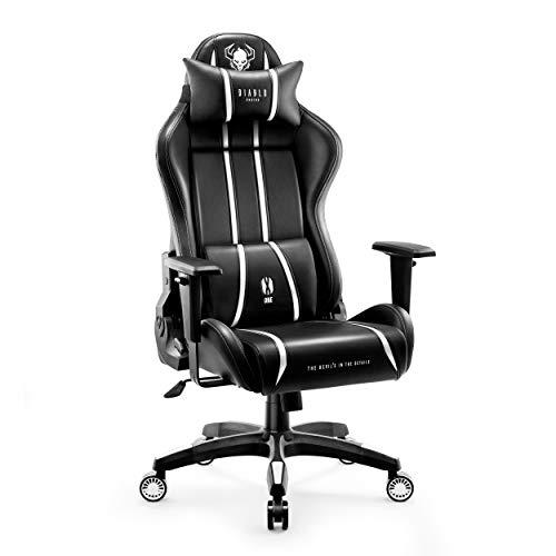 Diablo X-One 2.0 Gaming Stuhl Bürostuhl Schreibtischstuhl...