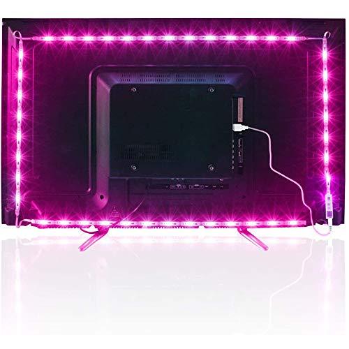 Led TV Hintergrundbeleuchtung, 4.36M USB Led Beleuchtung...