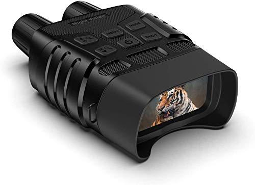 BOOVV Nachtsichtgerät, HD-Digital-Infrarot-Nachtsichtbrille für...