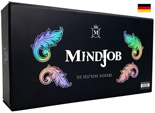 MINDJOB - Partyspiel für Erwachsene - Lustiges Trinkspiel /...