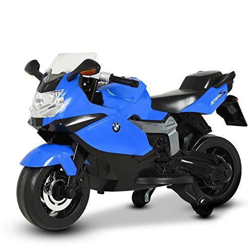 Uenjoy BMW K1300S Elektromotorrad für Kinder, Geeignet für...
