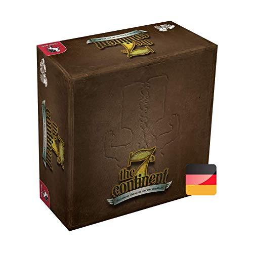 The 7th Continent Classic Edition - Grundspiel – Deutsche...