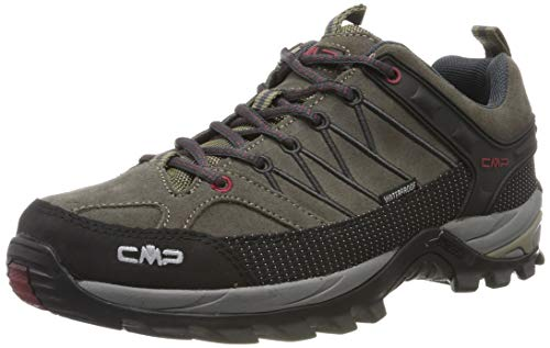 CMP Herren Rigel Low Shoes Wp Trekking-& Wanderhalbschuhe, Beige...