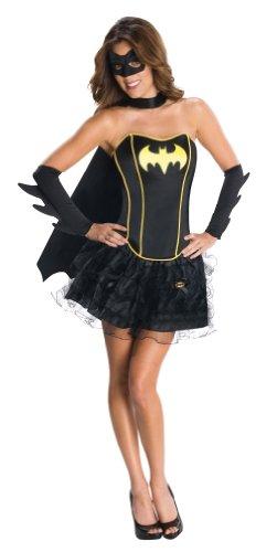Rubie's 3 880557 S - Batgirl Corset Erwachsene Kostüm, Größe S