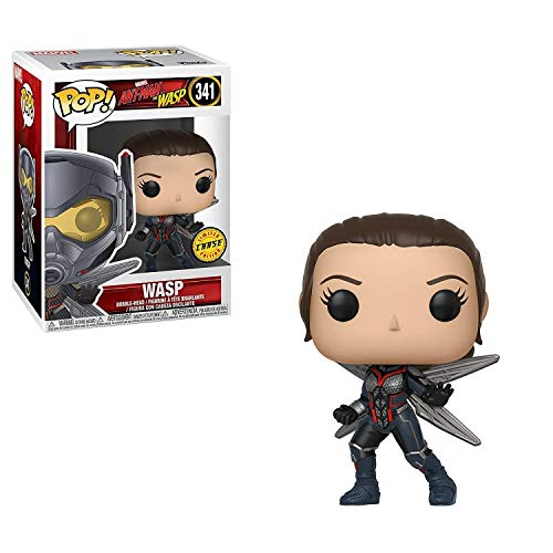 Funko Pop! Marvel Ant-Man and the Wasp: Wasp Chase Edition