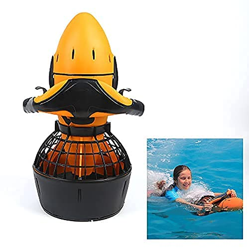 WBJLG Unterwasser-Scuba-Sea-Scooter,...