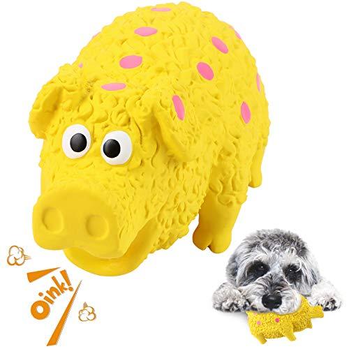 G.C Hund Kauspielzeug Quietschspielzeug unzerstörbares Hunde...
